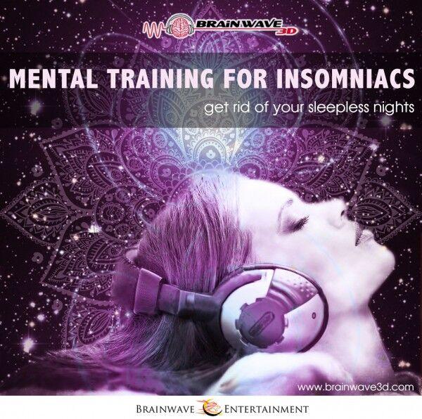 Mentales Training gegen Schlaflosigkeit