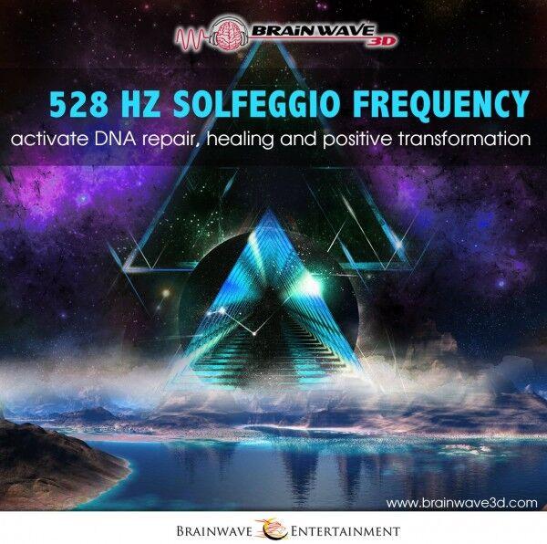 528 Hz, Solfeggio Frequenz, DNA Repair, DNA Reparatur, Frequenz der Heilung, Heilung, Transformation, Liebe, Herzchakra öffnen