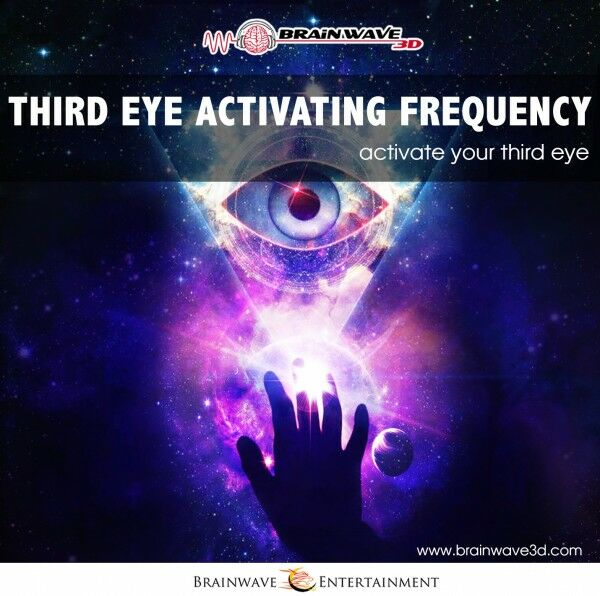 Drittes Auge aktivieren musik