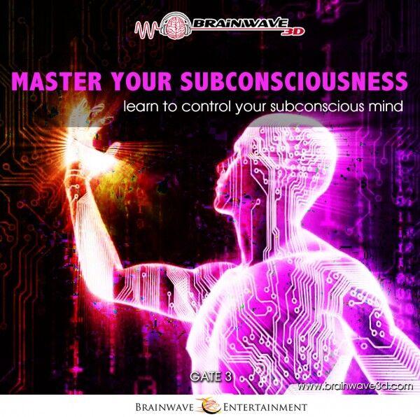 Meistere dein Unterbewusstsein - Gate 3