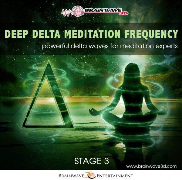 Delta Meditation musik music binaurale beats mp3 wav