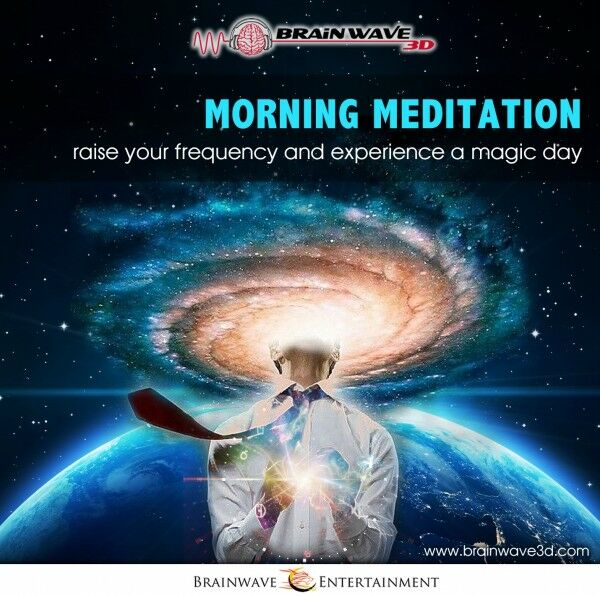 Morning meditation - Erlebe Wunder am Tag