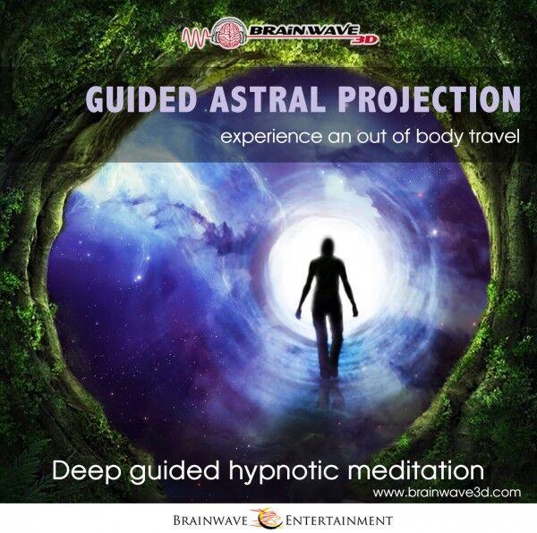 Guided astral projection - geführte astralreisen meditation mit hypnose