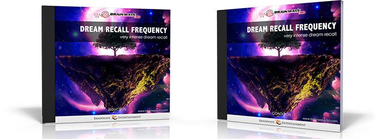 Dream Recall Frequency - Traumerinnerung steigern und verbessern