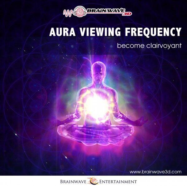 Aura sehen lernen