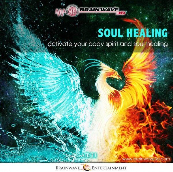 Körper Geist Seele Balance - Heilung - Selbstheilung