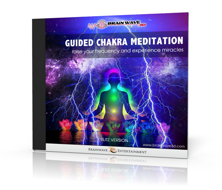 Geführte Chakra Meditation - Blitz Version