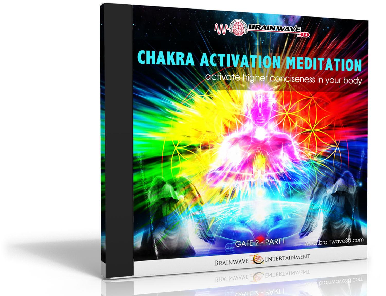 Chakra öffnen Meditation - Teil 1