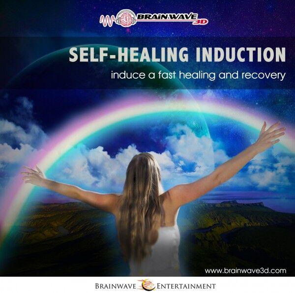 Self-healing induction - Blitzheilung aktivieren
