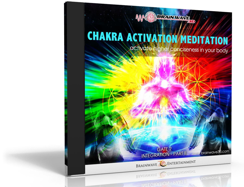 Chakra öffnen Meditation - Teil 2