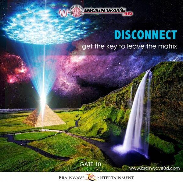 Disconnect - Astralreisen technik
