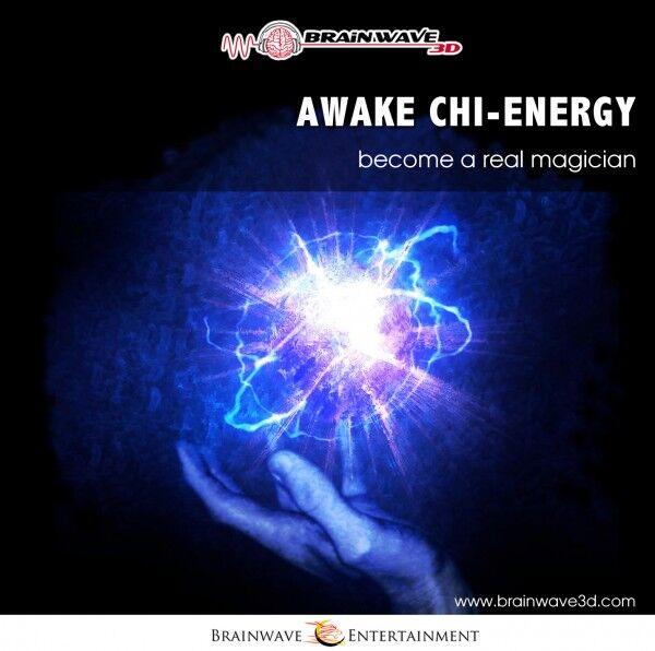 Chi-Energie aufwecken