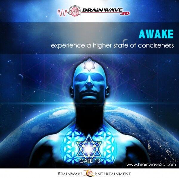 Erleuchtung - AWAKE - Gate 13 - Erleuchtungsmeditation mit Hypnose