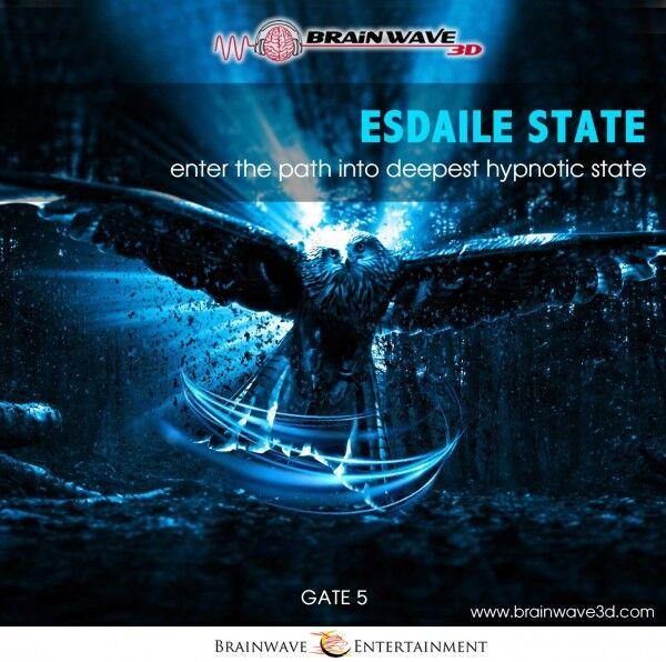 Esdaile State - Die tiefste Hypnose der Welt - Gate 5
